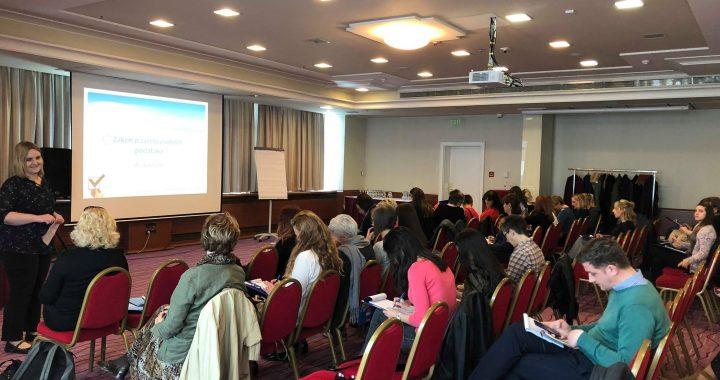Trening: Druga tematska edukacija za organizacije civilnog društva koje se bave pružanjem pomoći i podrške žrtvama i svjedocima kaznenih djela
