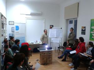 Edukacija koordinato volontera