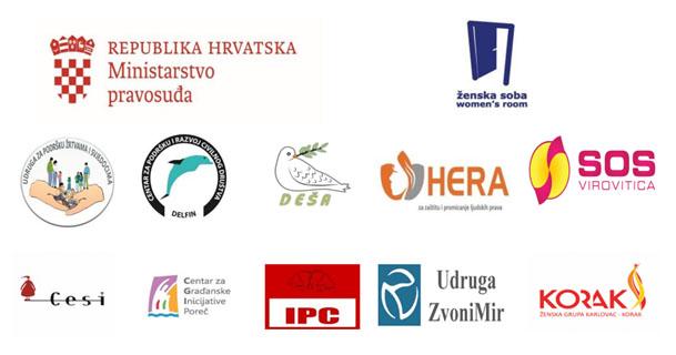 Logo projekt Zenska soba