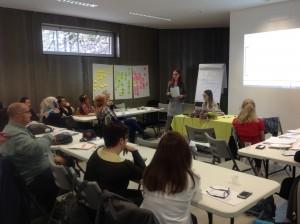 Medunarodnom sastanku u Lisabonu - projekt SILVIA