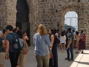 Posjet studenata Georgia Desi Dubrovnik (2)
