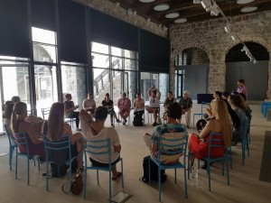 Posjet studenata Georgia Desi Dubrovnik (3)