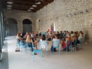 Posjet studenata Georgia Desi Dubrovnik (5)