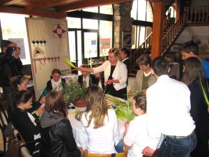 Radionica pomica - srednja skola iz Poljske