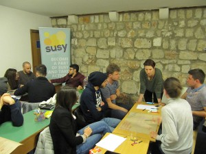 SUSY - local training 05