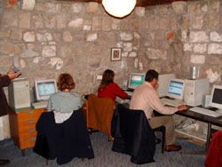 DESA po prvi put organizira tecajeve informatike