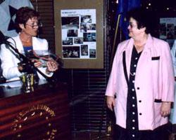 Leni Fisher prvi put posjetila DESU