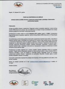 poziv na konferenciju za medije Dubrovačko-neretvanske županije