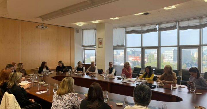 Partnerski sastanak u Ministarstvu pravosuđa